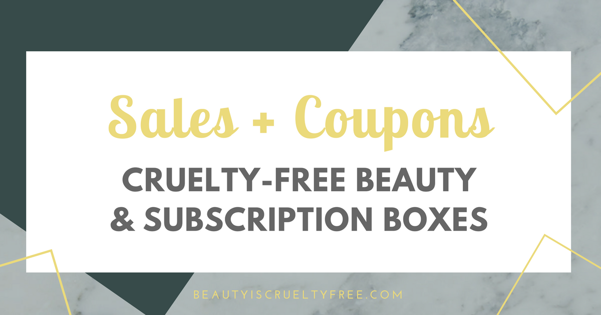 Beauty brands coupon code